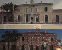 Le projet de façade de la gare d'Aubagne