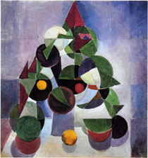 Théo Van Doesburg : Nature morte