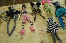 guerra poupées à Bézu