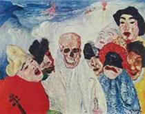 Les masques et la mort