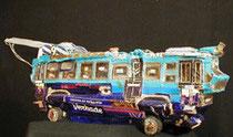 L'autobus bleu