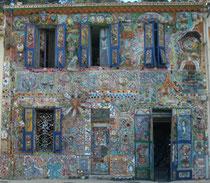 La façade de la Maison de Danielle Jacqui