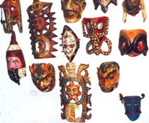 masques mexicains