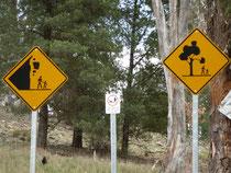 sicher in der Flinders Range