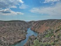 Zrmanja-Canyon (Standort des Pueblo in den Winnetou Filmen)