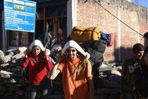 Spécialistes du voyage solidaires au Népal