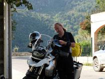 Routencheck auf Korsika