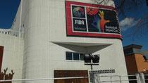 スペインバスケットボール博物館