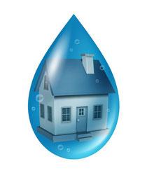 浴室や室内天井から漏水