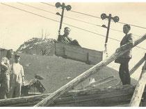Fotos Seilbahnbau 1944-1945