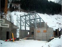 Fotos Neubau Talstation