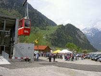 Fotos Einweihung Talstation