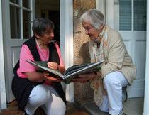 gemeinschaftliches Zusammenleben im Alter