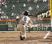 高校野球 バント