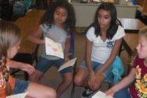Colony-Oak小学校5年生のクラス