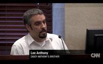ケーシー被告の兄リー・アンソニー