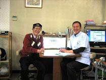 御年83歳の患者様 健康は口腔ケアから