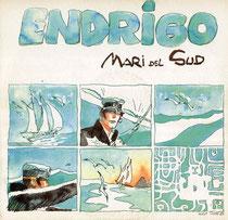 Copertina dell'album Mari Del Sud