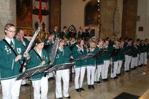 Konzert in der Füchtorfer Pfarrkirche