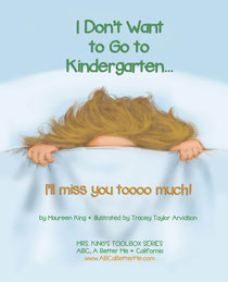 Tina doesn't want to go to kindergarten because she will miss Mommy too much. Bobby offers to teach her a super power that will help her feel happy and strong. Is that possible? ABCaBetterMe.com