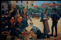 Sorolla representó la idiosincracia de las gentes montehermoseñas.