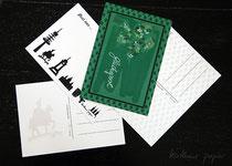 Kathrins Papier - Glückspost und Post aus ... -