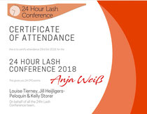 24 Hour Lash Conference
