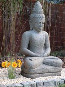 buddha statue f r den garten qigong hamburg ausbildung. Black Bedroom Furniture Sets. Home Design Ideas