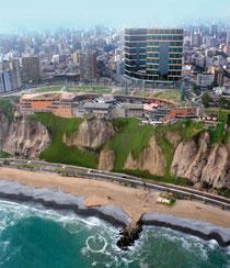 Vista Panoramica de Miraflores
