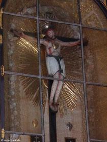 Wallfahrtsaltar zum Hl. Kreuz