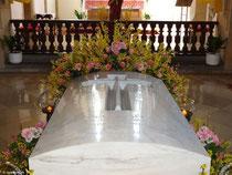 Grab der Hl. Anna Schäffer
