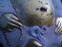 Die Figurenbeute, Lachender Buddha
