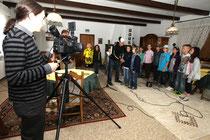 Nicolas Kronauer von KA-Filmproduktion stand für den Video-Clip hinter der Kamera.