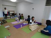 マインドフルネス瞑想+シンギングボウル