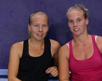 Richel HOGENKAMP et Johanna LARSSON