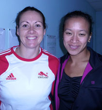 Sarah BORWELL and Anne KEOTHADONG