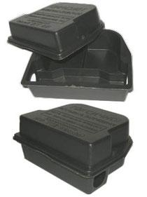 контейнер для раскладки приманок для крыс