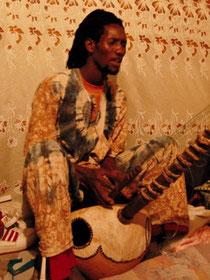 Moussa Cissokho (Foto: Adi Gubser)