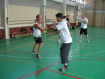 Nicolas Maraite Training in Croatia 2006