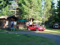 Nya Skogsgården - Stugor