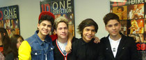 Tributo Peruano a One Direction