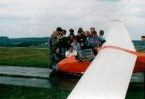Die Teilnehmer beim JVF 1994