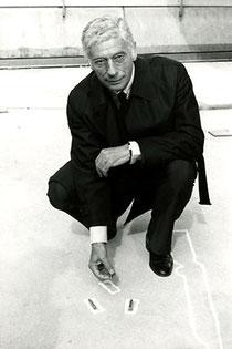 Le procureur Henri Volney (Yves Montand).
