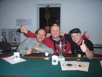 Sieger 1. Clubmeisterschaft 2010