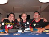 Sieger 2. Clubmeisterschaft 2010