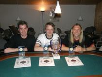 Sieger 1. Clubmeisterschaft 2009