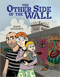 The other side of the wall - book cover