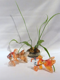 間宮香織 「金魚」