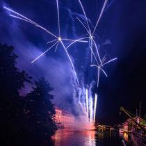 Sandkerwa 2019 Feuerwerk