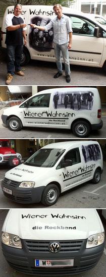 Wiener Wahnsinn Tourbus